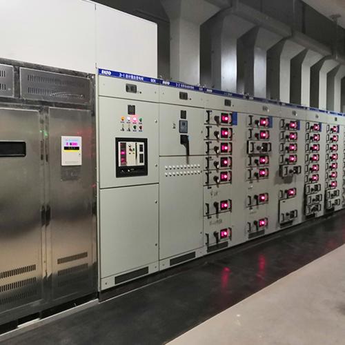 内蒙古神化集团低压配电