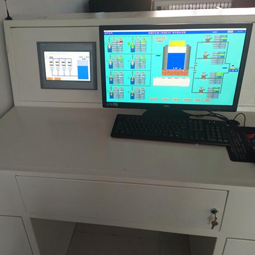 水源井集中PLC控制系统
