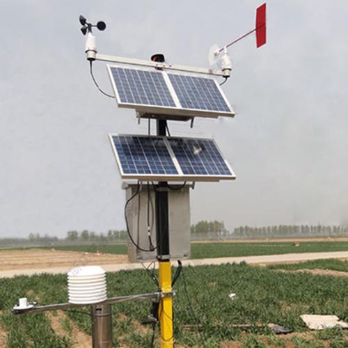 土壤墒情远程监控系统