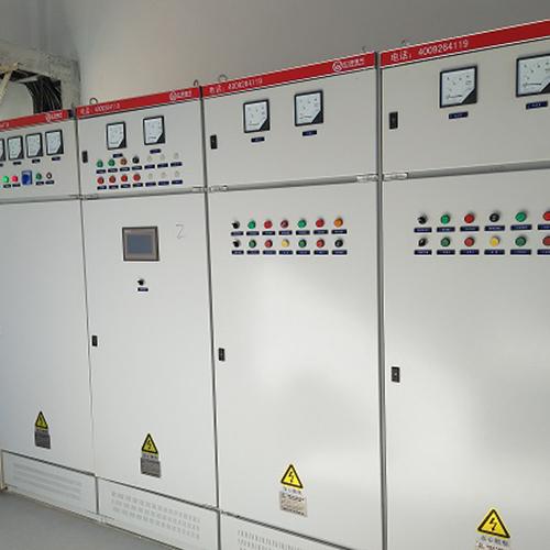 消防联动控制PLC控制柜