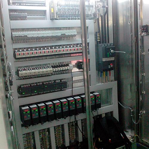 生产线控制柜