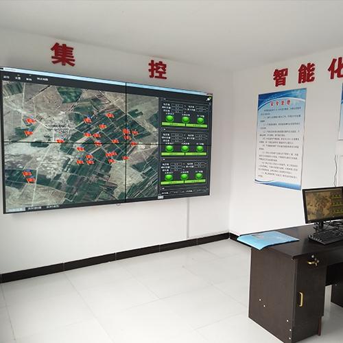 阿拉善地下水资源集中监控平台