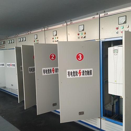 ABB供水变频控制柜