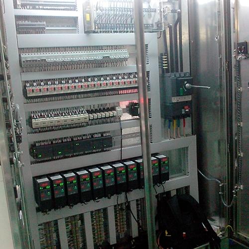 阿拉善生产线控制柜