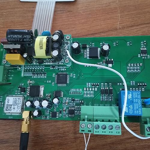 工业无线监控电路板开发